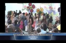 7/12/2014 – VBS Special Music