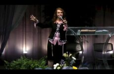 Adriana Pasos, Florida Camp Meeting – April 14, 2012, 2:30pm