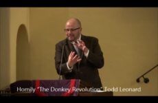 "April 12, 2014 – Todd Leonard, ""The Donkey Revolution"""