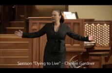 "April 5, 2014 – Cherise Gardner, ""Dying to Live"""