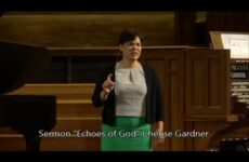 "August 23, 2014 – Cherise Gardner, ""Echoes of God"""