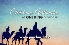 Christmas Arithmetic: We One King of Orient Are