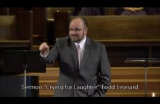 "December 13, 2014 – Todd Leonard, ""Crying for Laughter"""