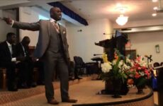 "Elder Amos Baffour – ""Faith"" (10/5/2014)"
