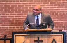 SERMON   A Bisection of Hope – Pastor Fred Nichols