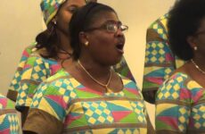 Evangelical Presbyterian Church Choir 12 27 2014