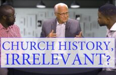 Is Church History Relevant? w. Dr George Knight | Biblios 13