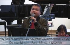 Special Music by Michael Mamon